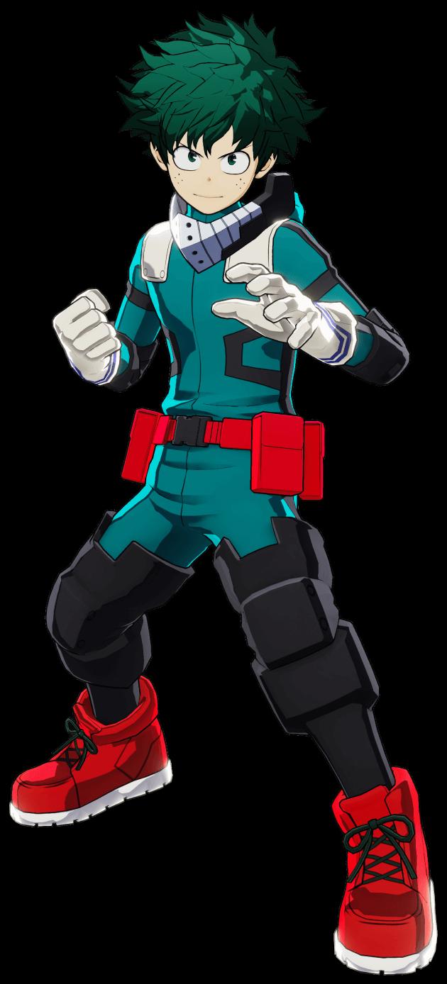 僕のヒーローアカデミア one s justice
